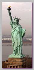 USA Liberty statue new york