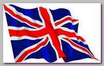 UK flag , Great Britain Flag